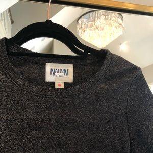 Nation LTD t shirt